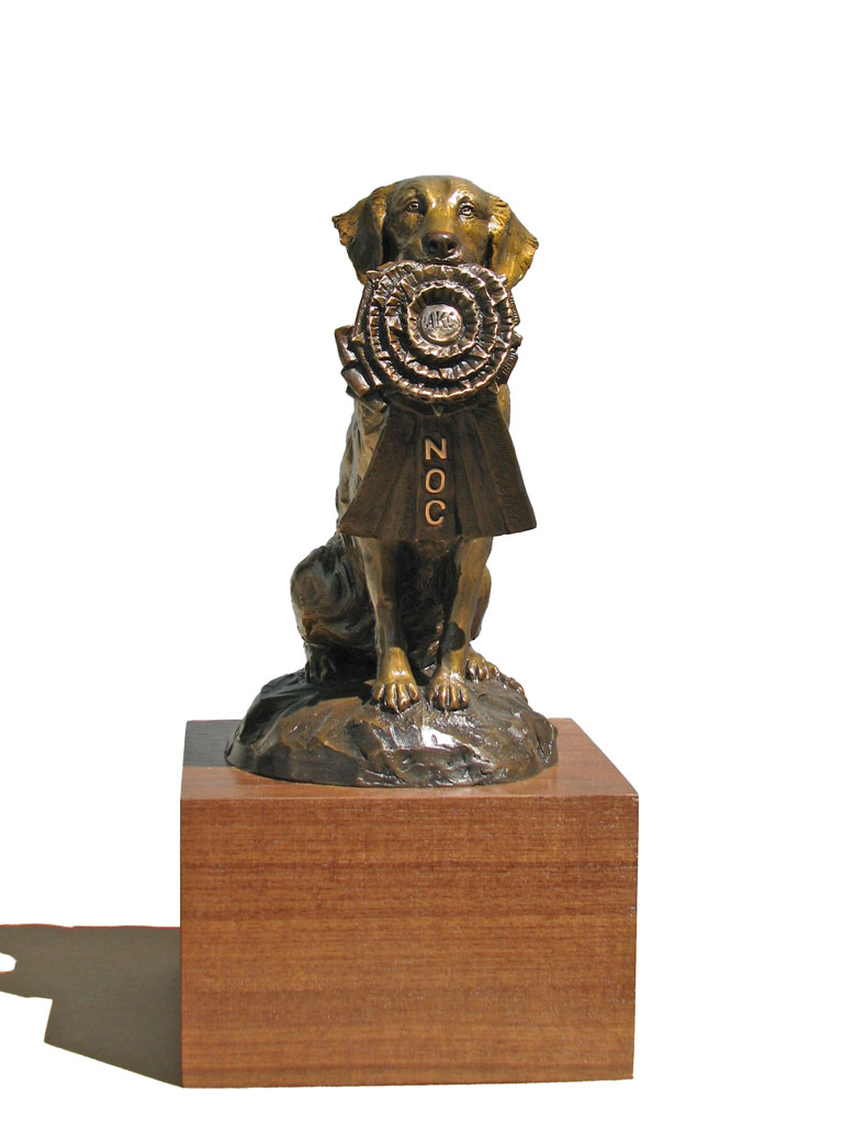 Dream | Golden Retriever Trophy