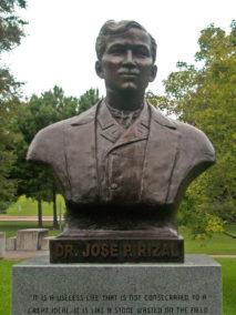 Dr. Jose P. Rizal