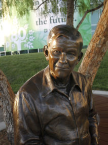 Carl Rehnborg Life-size Portrait Statue