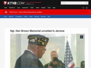 ktvb-7-coverage-of-sgt-dan-brown-memorial-dedication
