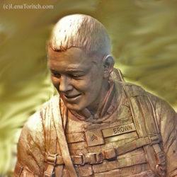 Sgt. Dan Brown Idaho Fallen Soldier Memorial Dedication
