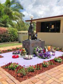 Australia War & Service Dog Memorial